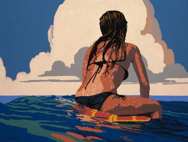 Visions West Gallery :: Billy Schenck