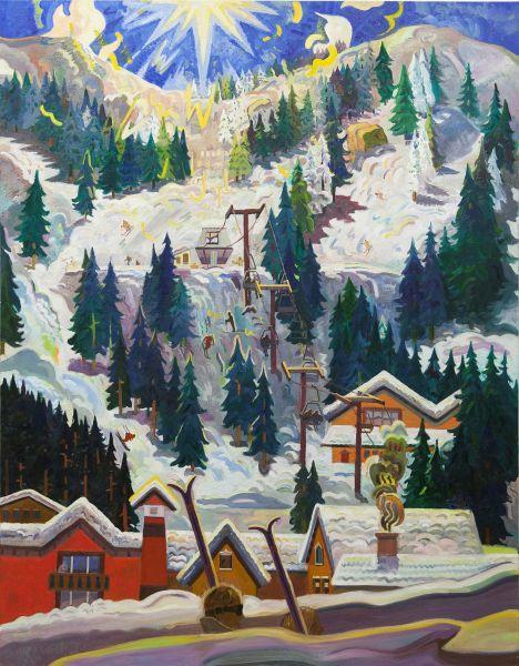 Visions West Gallery :: Aaron Zulpo