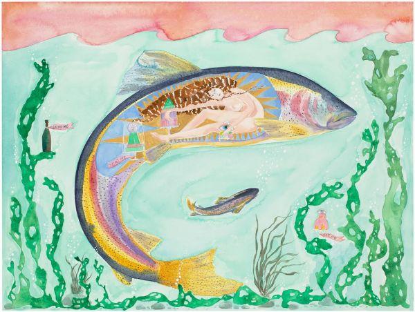 Visions West Gallery :: Halieutics II: The Art of Fishing